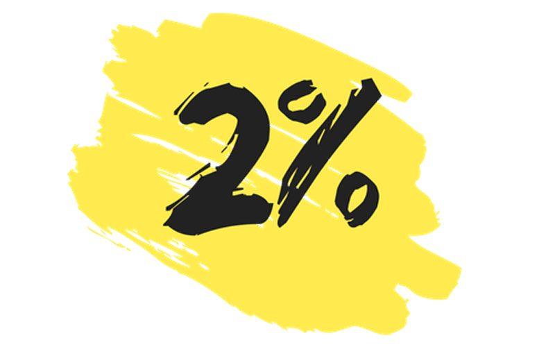 Darujte 2% z daní