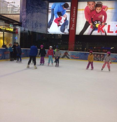 Korčuľovanie 2019