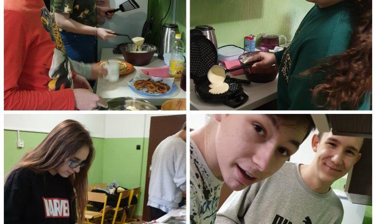 Krúžok varenia a pečenia február 2020