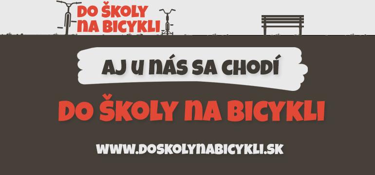 Súťaž - Do školy na bicykli